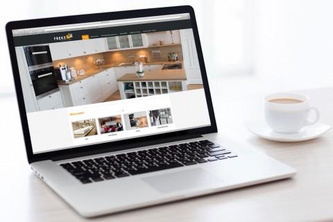 Wir präsentieren den neuen Internetauftritt der Firma Freke GmbH